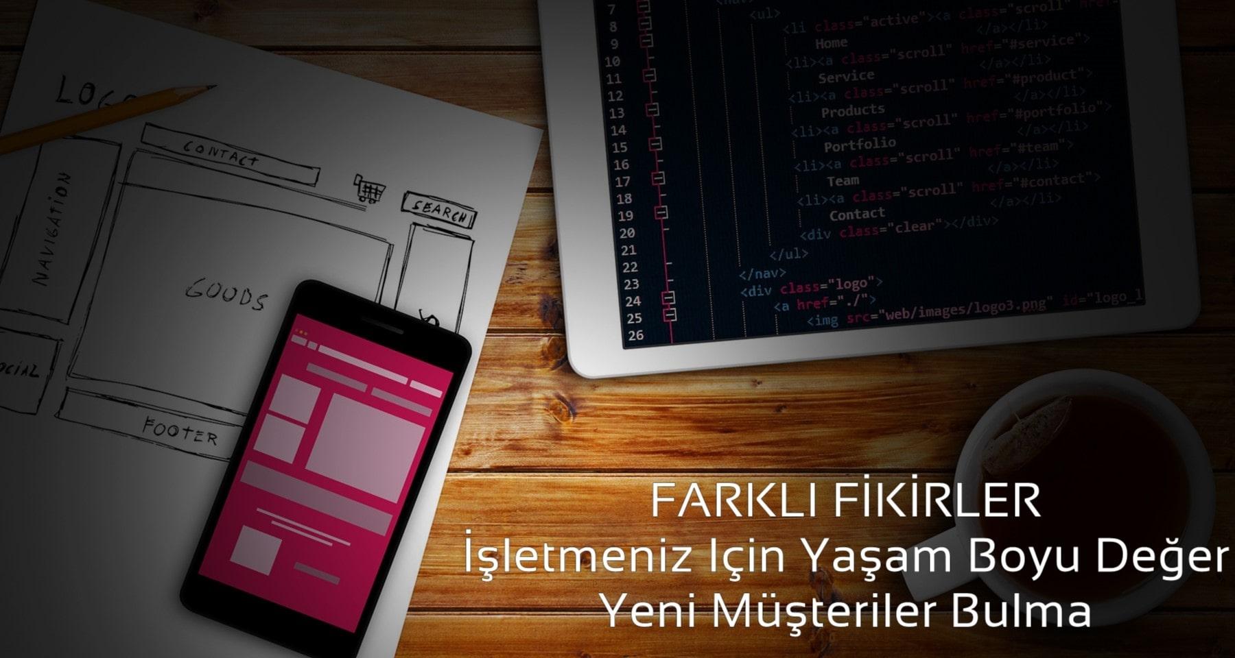 E Ticaret Sitesi Ankara
