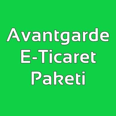 Avantgarde E-Ticaret Paketi