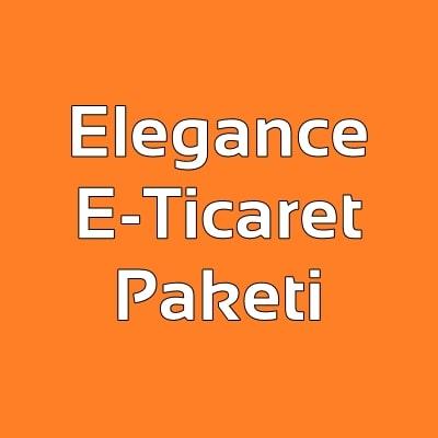 Elegance E-Ticaret Paketi