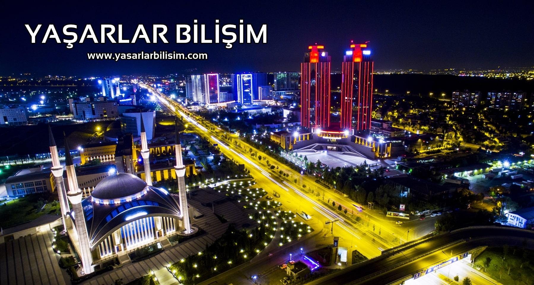 Yaşarlar Bilişim Web Tasarım Ankara